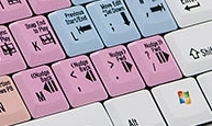 Pro Tools Windows Keyboard