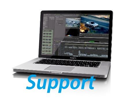 【更新】Media Composer Perpetual 1-Year Updates + Standard Support Plan RENEWAL (バージョンアップサービス更新)