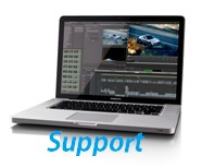 【更新】Media Composer Perpetual 1-Year Updates + Standard Support Plan RENEWAL (バージョンアップサービス更新)