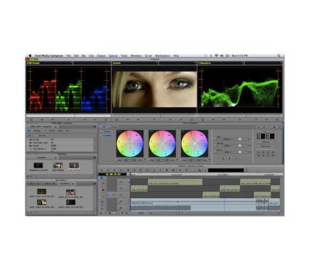 Media Composer | Symphony Option (Boris Continuum Complete Lite含む)